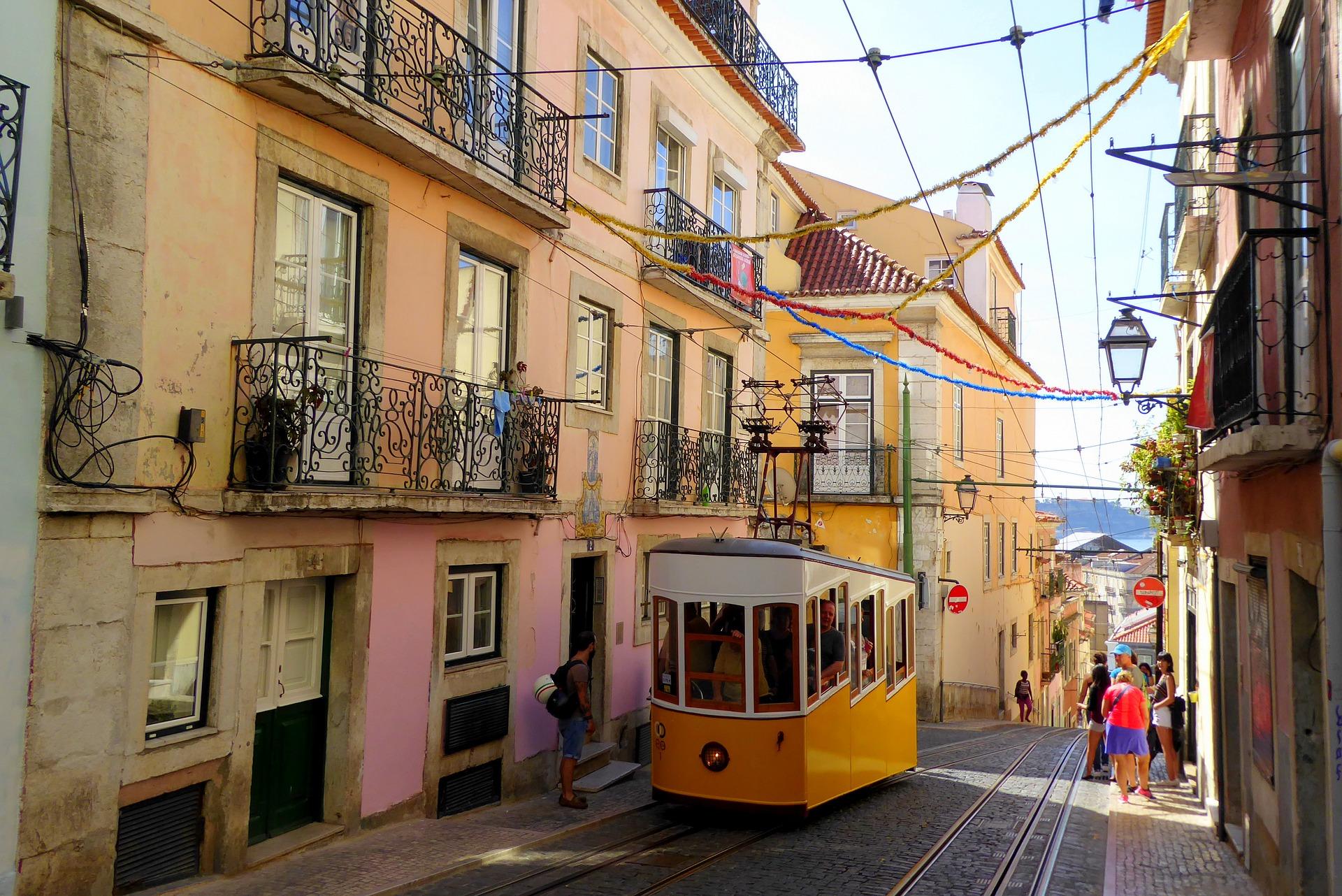 Портогалия