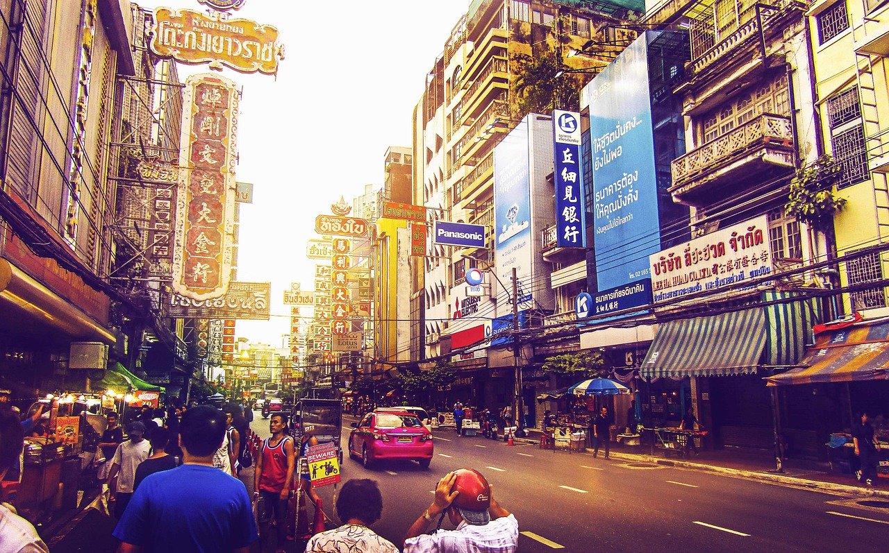 Бангкок, круизи в Азия