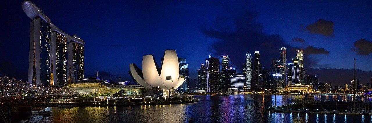 Круизи в Азия, Сингапур